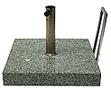 Vaticano parasolvoet graniet